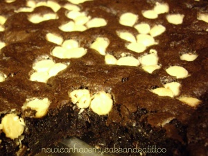 Glutino Merry-Mint Brownies