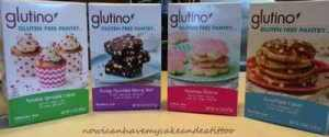 glutino mixes
